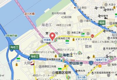 【地図】pulizia(プリジア)