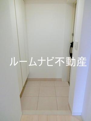 【玄関】サンクタス浅草レジデンス