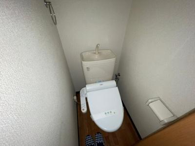 【トイレ】ノーブルハイム樽屋町