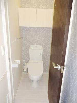 【トイレ】ドルチェヴィータⅡ