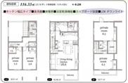 仲介手数料無料 杉並区和田2丁目新築一戸建ての画像