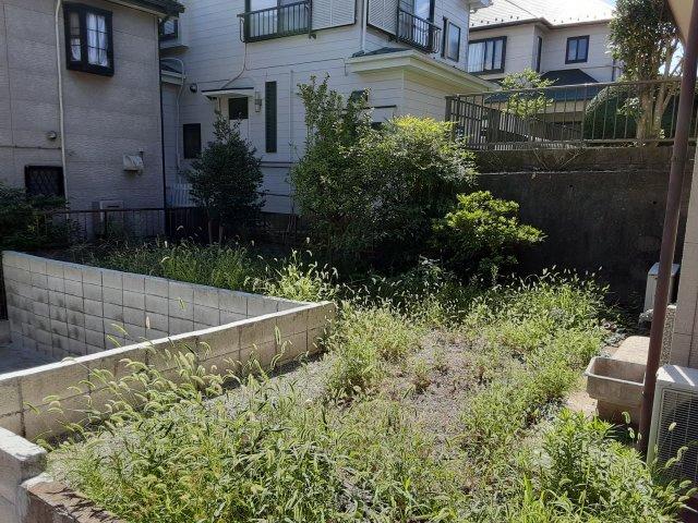 【庭】●仲介手数料 無料です● 中古戸建て 3DK 鷺沼台3丁目 主寝室10帖に大型クローゼットのある家!