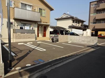 【駐車場】アムールナカノ