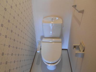 【トイレ】アムールナカノ