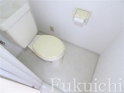 【トイレ】五島ハイツ(ゴトウ)