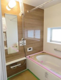 【浴室】王禅寺東 中古戸建