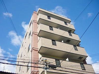 【外観】プラシード夕陽丘