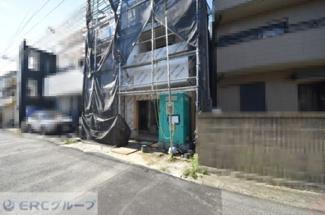 【外観】住吉宮町2丁目新築戸建て