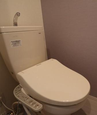 【トイレ】ハーモニーテラス若松町Ⅱ