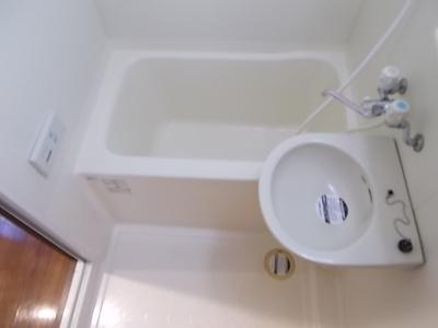 【浴室】グランディール新福寺