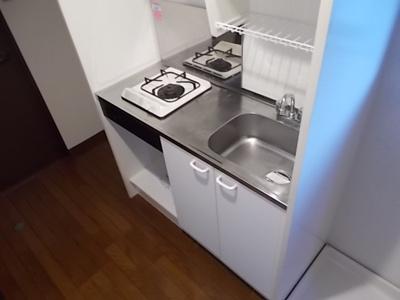 【キッチン】グランディール新福寺