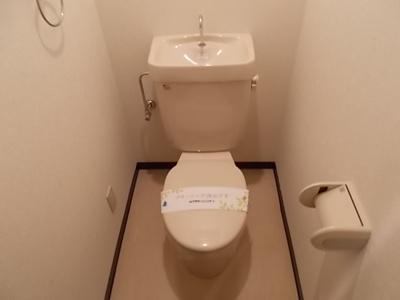 【トイレ】グランディール新福寺