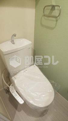 【トイレ】ハーモニーテラス松原