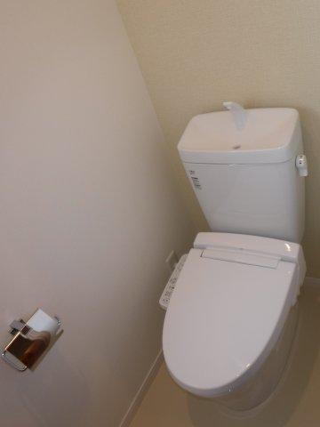 【トイレ】禅院ハイツ