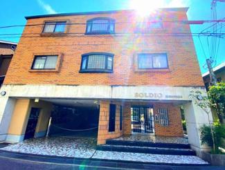 【ソルディオ新伊丹】地上6階建 総戸数15戸 ご紹介のお部屋は3階部分です♪