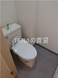【トイレ】コーポツーピース