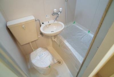 【浴室】サンライズコート