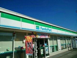 ファミリーマート 南国岡豊店まで250m