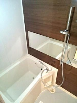 【浴室】ハイツ久得ⅡA