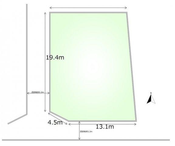 103.79平米あります。