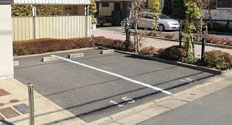 【駐車場】プワソンルージュ