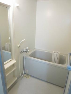 【浴室】プワソンルージュ