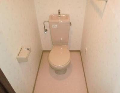 【トイレ】プワソンルージュ