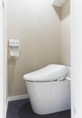 【トイレ】カーサミモザ