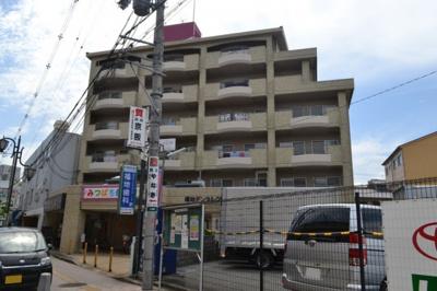 【外観】八坂一番館