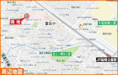 JR稲積公園駅徒歩9分♪手稲駅も徒歩13分の便利な立地です♪