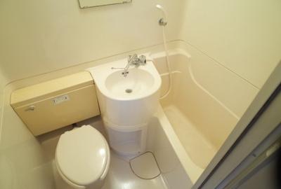 【浴室】ル・パレ本山中