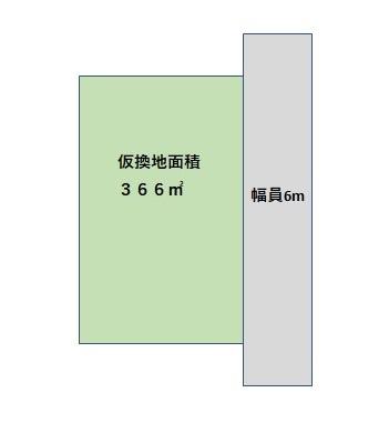 【土地図】藤岡市立石/売地 区画整理地