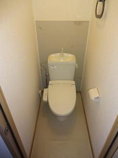 【トイレ】サンライフ山口