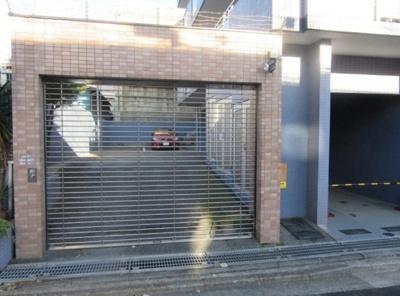 セザール西馬込の駐車場です。
