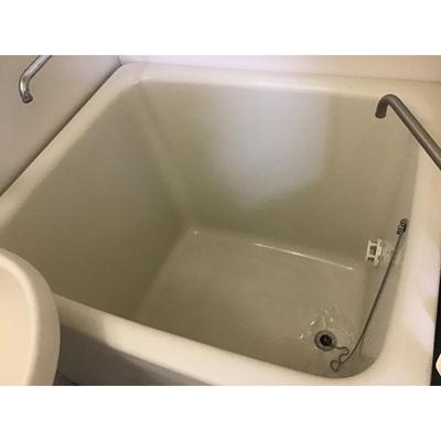 【浴室】カサ・フローラ津田沼