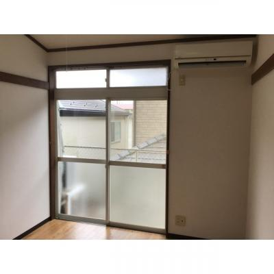 【居間・リビング】カサ・フローラ津田沼