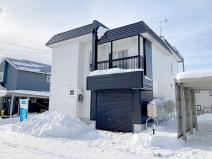星置2条1丁目二世帯住宅の画像