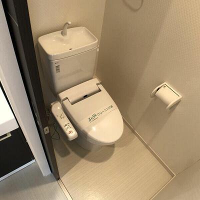 【トイレ】センシユウ
