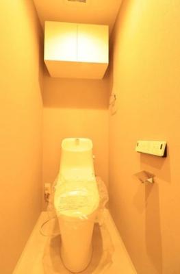 ライオンズシティ両国のトイレです。
