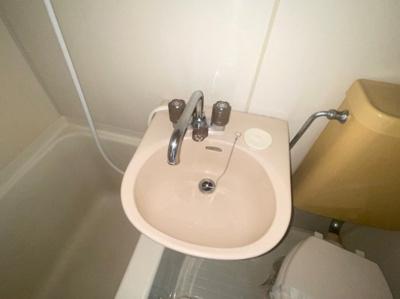 【洗面所】サンパレス布施