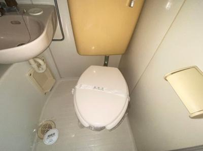 【トイレ】サンパレス布施