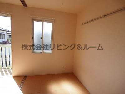 【洋室】サングリエ B棟