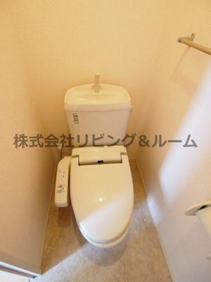 【トイレ】サングリエ B棟