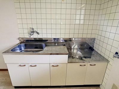 【キッチン】EAハイムⅡ