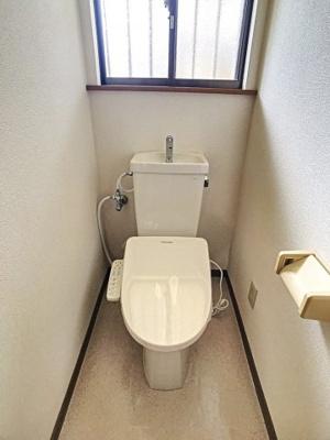 【トイレ】EAハイムⅡ