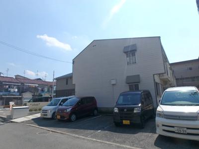 【外観】ローリエ八戸ノ里
