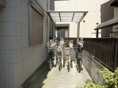 駐輪スペース・ル・レーヴ