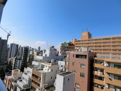 【展望】両国ダイヤハイツ 10階 リフォーム済 角部屋