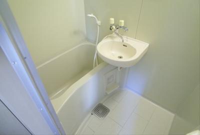 【浴室】エクレール本山北町