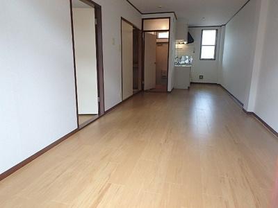 【居間・リビング】シティハイツ若林